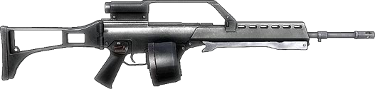 Heckler Amp Koch g36 Technical Data | RM.