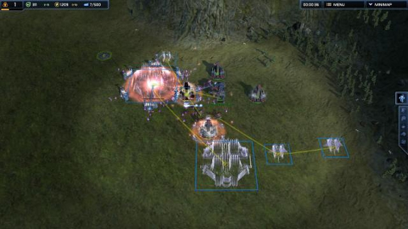 Supreme Commander  Build Order Cybran