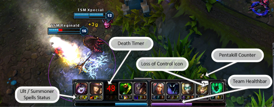 Baron and Dragon Spectator Timers | Teamfight UI on PBE
