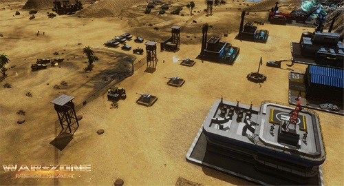 War Zone Middle East GameReplaysorg
