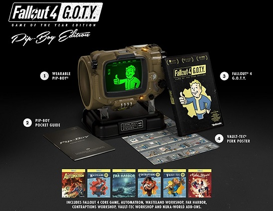 All In All The Goty Edition Seems To Be A Timely Release For Those Who Have Not Experienced Fallout 4 Or Who Have Been Waiting For A Compilation With
