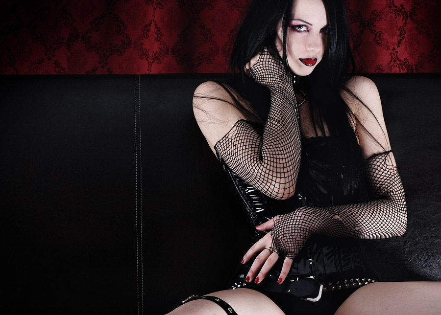 Gothic nude photographs