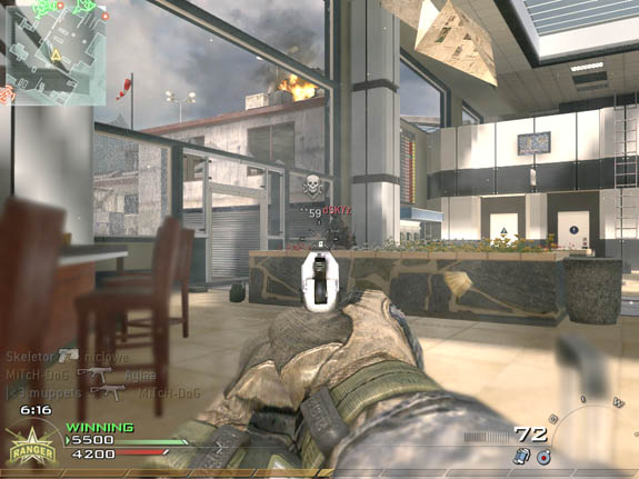 Why You Should Use Handguns - Modern Warfare 2 - GameReplays org