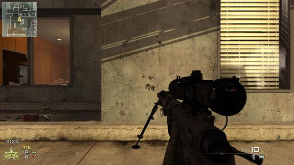 Intervention Sniper Rifle Mw2. Warfare 2 sniper rifles