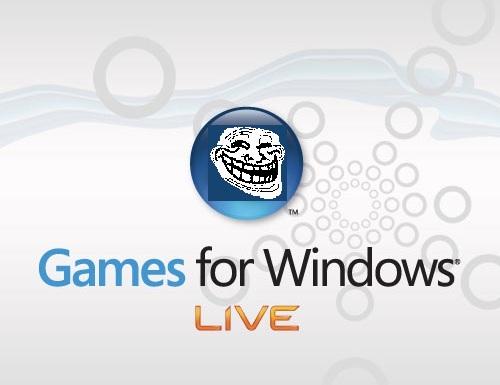 Купить Цифровой лицензионный ключ активации Games for Windows Live