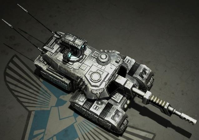 UotW #9: The Guardian Tank - Red Alert 3 - GameReplays.org Red Alert 3 Tank