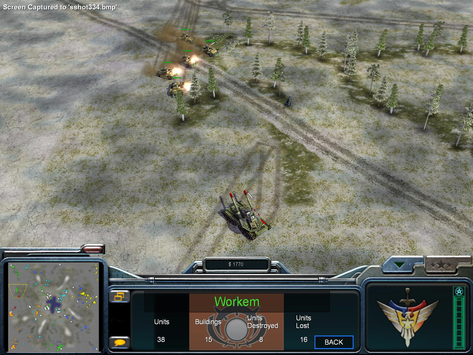 Most powerful general in command conquer command conquer platform pc