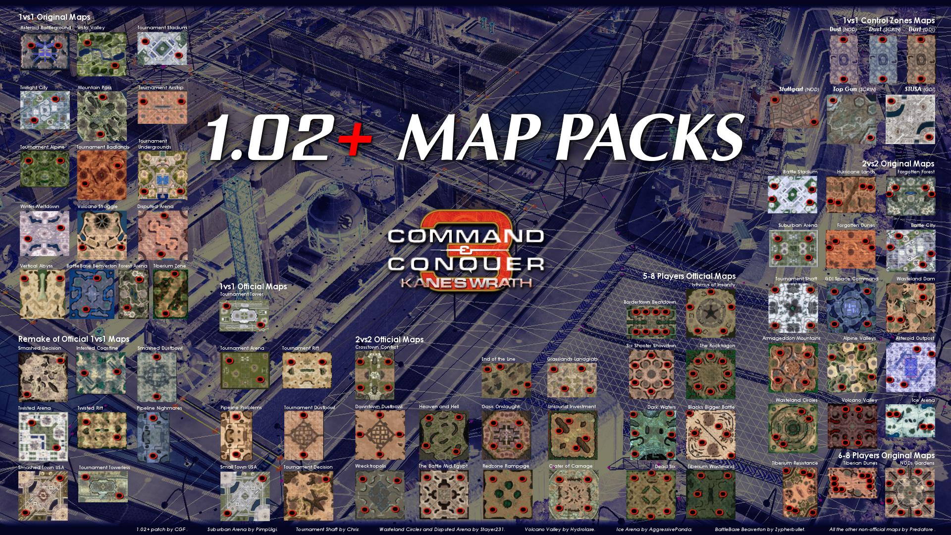 103 102 map packs gamereplays ipb image gumiabroncs Gallery