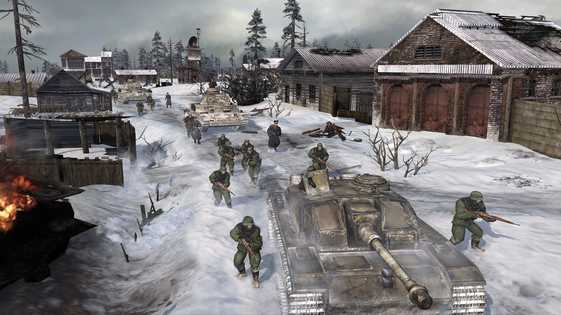 New details on coh 2 from gamescom updated gamereplays org