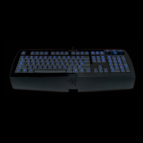 Setup Macro Keys For Razer Lycosa. One issue with the rubber keys