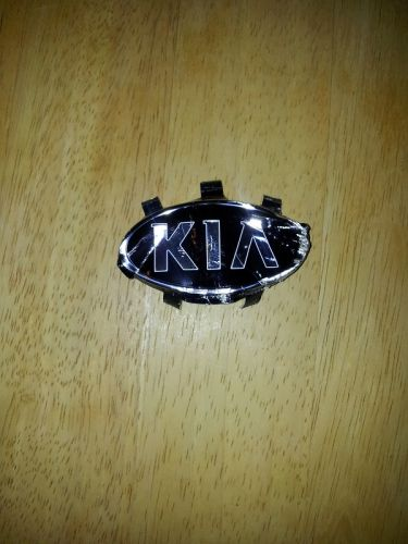 2014 Only Kia Steering Wheel Emblem Removal Page 3