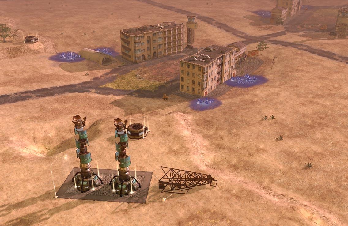 Как сделать launcher в cnc 3 tiberium wars