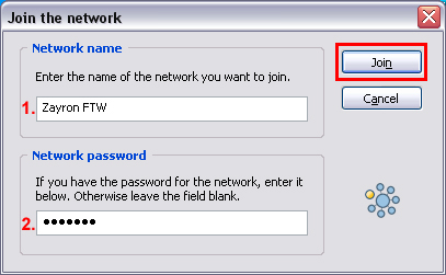 how to join a network on hamachi mac