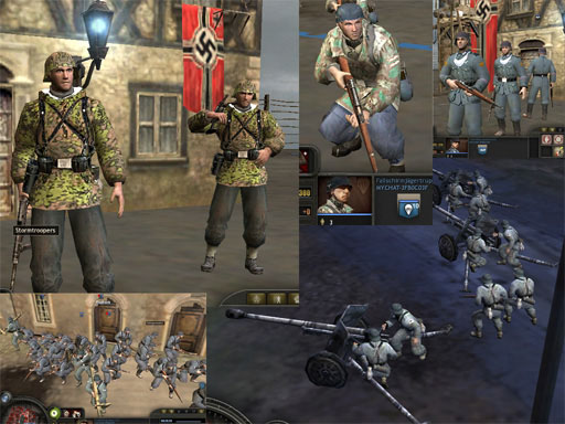 2 company mod realism 44-45 download heroes of