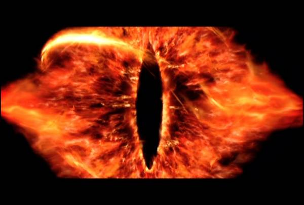 Lord Of The Rings Eye Of Sauron Quote