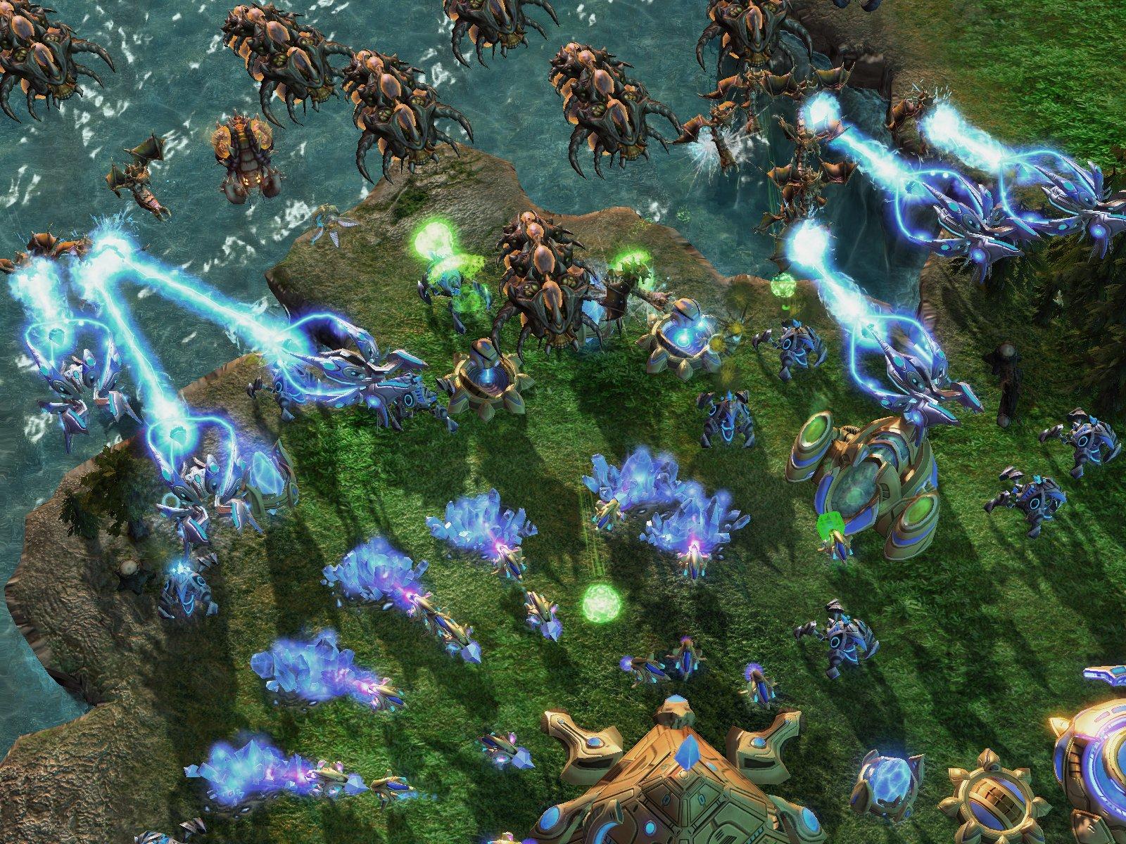 Wwi Starcraft 2 Round Up Starcraft 2 Gamereplays Org
