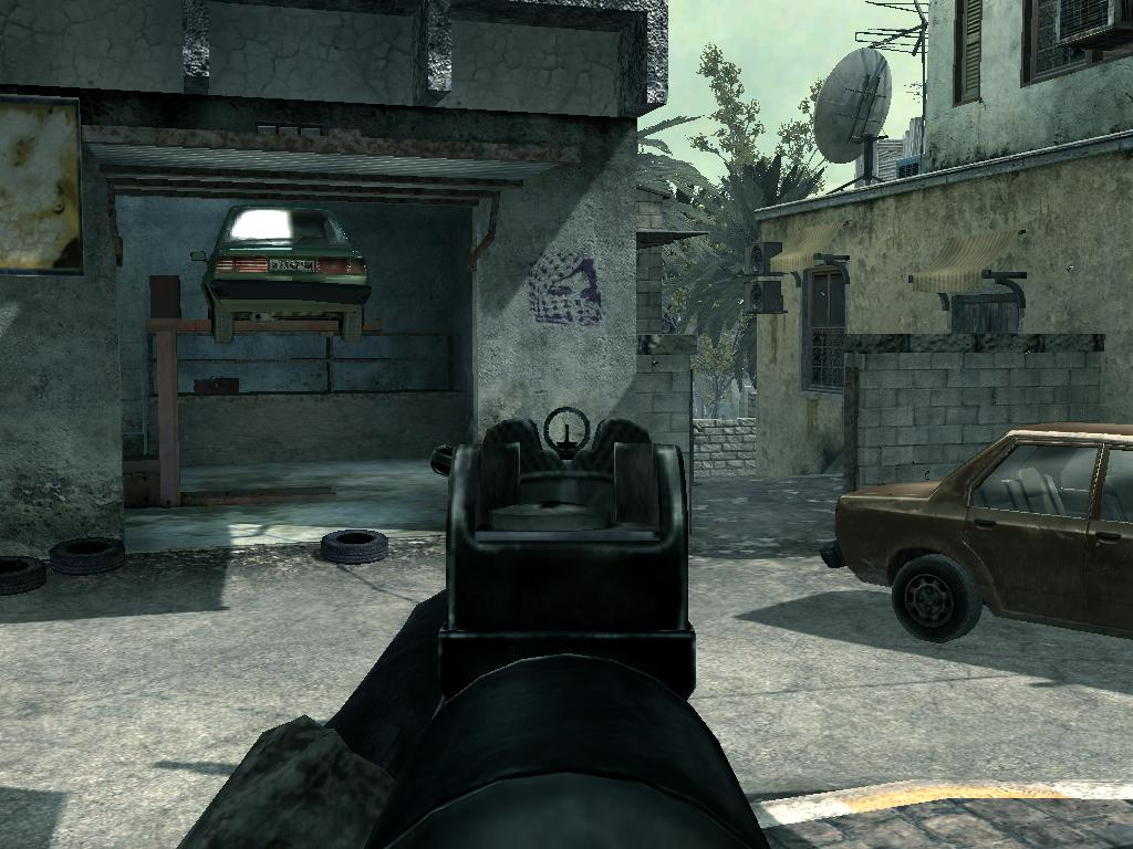 reflex sight to iron sight for m6a2-srt - MPGH - MultiPlayer
