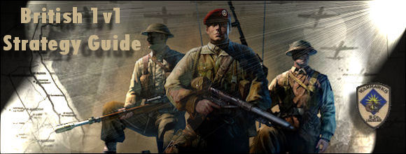 The Complete British 1 Vs 1 Guide Part 1 Maps Company Of Heroes