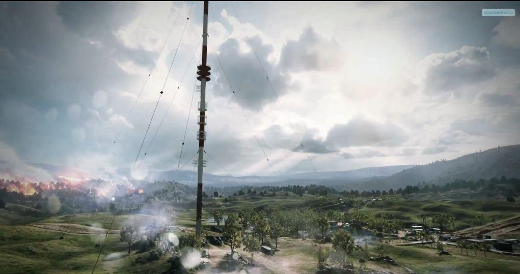 Caspian Border Trailer Analysis